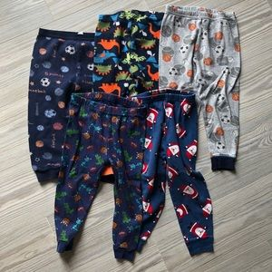 Other - Buy3get1free ⭐️ 24 Month Pajama Bottom Bundle